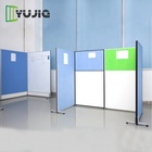Morden commercial showcase free standing sound proof office Interior room Partition Wall System