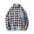 False two piece casual spring wear most popular OEM plaid shirt