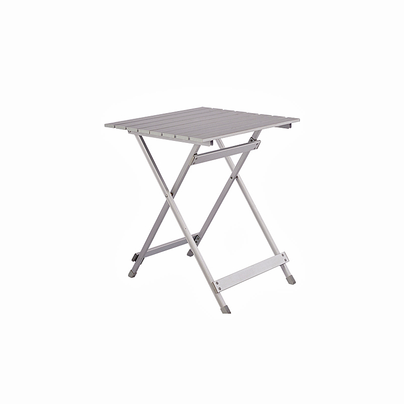 Patio Luxury <strong>Fold</strong> Camping Table With Adjustable Legs Small Camping Table