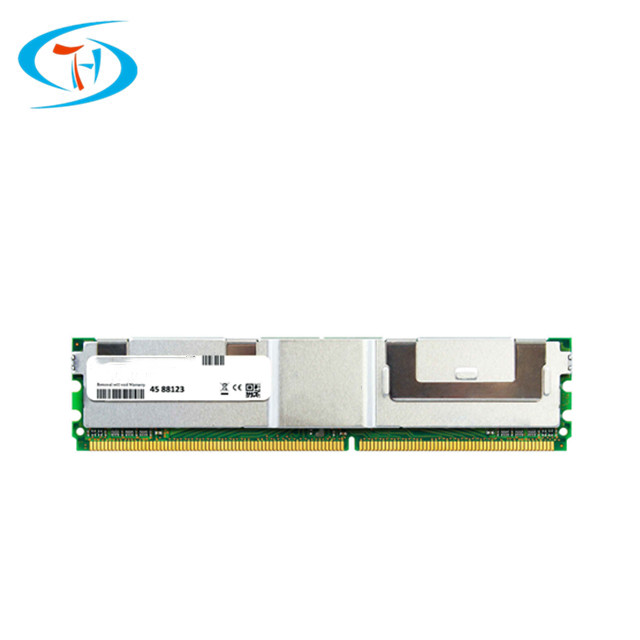 2X1GB 2RX8 PC2-5300F MEMORY 398706-051 416471-001 397411-B21 HP 2GB