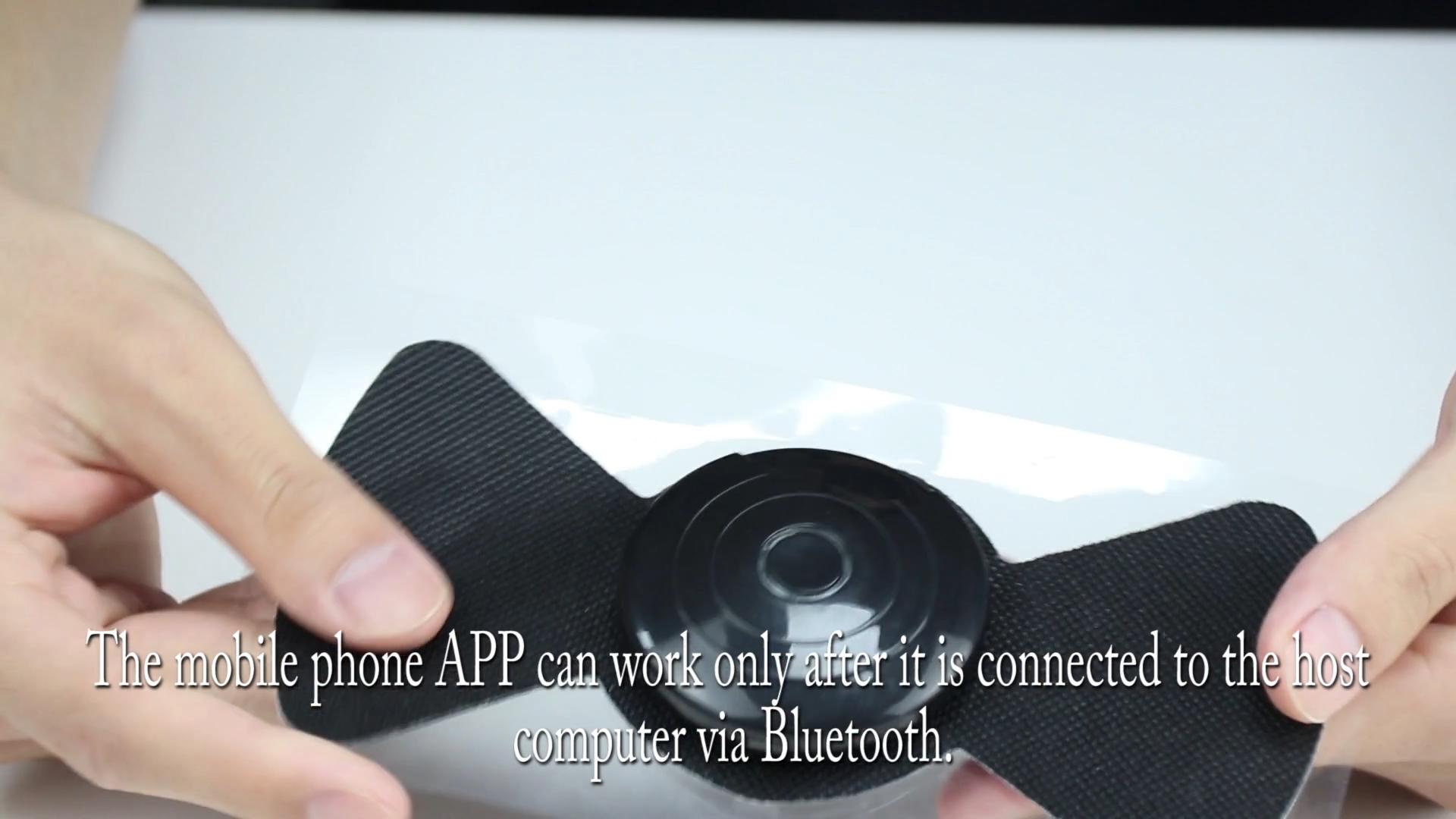 Compex Mini Sans Fil Électrique Stimulateur Musculaire EMS DIZAINES