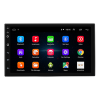 7inch 2 din android 8.1 car auto radio gps navigation head unit system