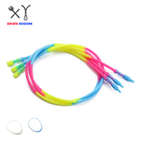 Food grade safe Fancy Soft Silicone Necklace