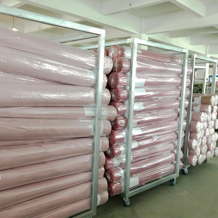 Горячее качество мягкой прокладки воздуха слой сетки пены сетки ткань