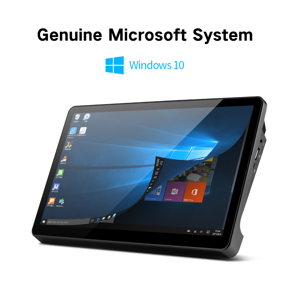 Pipo X15 Laptop 11.6 Inch Licentie Windows10 1920*1080 Android 5.1 Os All In One Touch Screen Mini Pc tablet