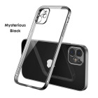 cellphone cover Mobile Phone Accessories electroplating PC tpu clear transparent Protective Cover Cell Phone Case for i phone 12