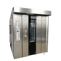 High Quality Industrial Automatic Bread Making Machine Commercial Rotating Bakery Oven
