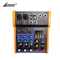 Multifunctional Mic And Guitar Interface Audio Cheap Price 16 Channel Mixer Professional