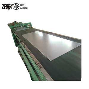 China made low price electro galvanized steel sheet