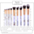 2020 Hot Wholesale skin care tools cosmetic products professional Private Label Brushes Wholesale cosmetic make up brush set