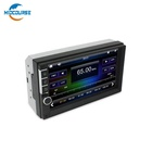 "MIDCOURSE Car Radio Autoradio 7"" 2 Din LCD Touch Screen Multimedia Player Audio Stereo Bluetooth Mirror-Link Rear View Camera"