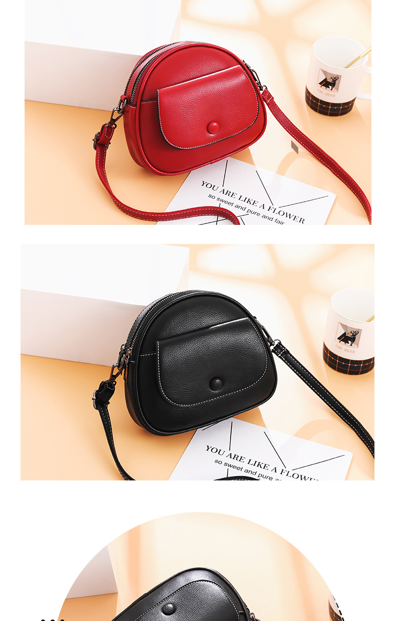 product-Fashion Small Cross body Bags for Women 2020 Mini PU Leather Shoulder bag Messenger Bag for