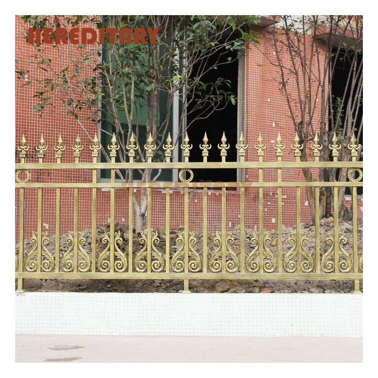 Fencing Creative Design Metal Garden Fencing Metal Picket Fence Modern Courtyard Fence Panels Buy Decorative Garden Fence Panels Decorative Metal Fence Panels Aluminum Garden Fence Panels Product On Alibaba Com