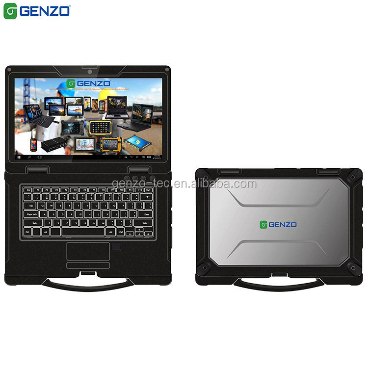 700 NITS 8 GB RAM <strong>Laptops</strong> 14 inch waterproof tablet Rugged <strong>Laptop</strong> with Fingerprint