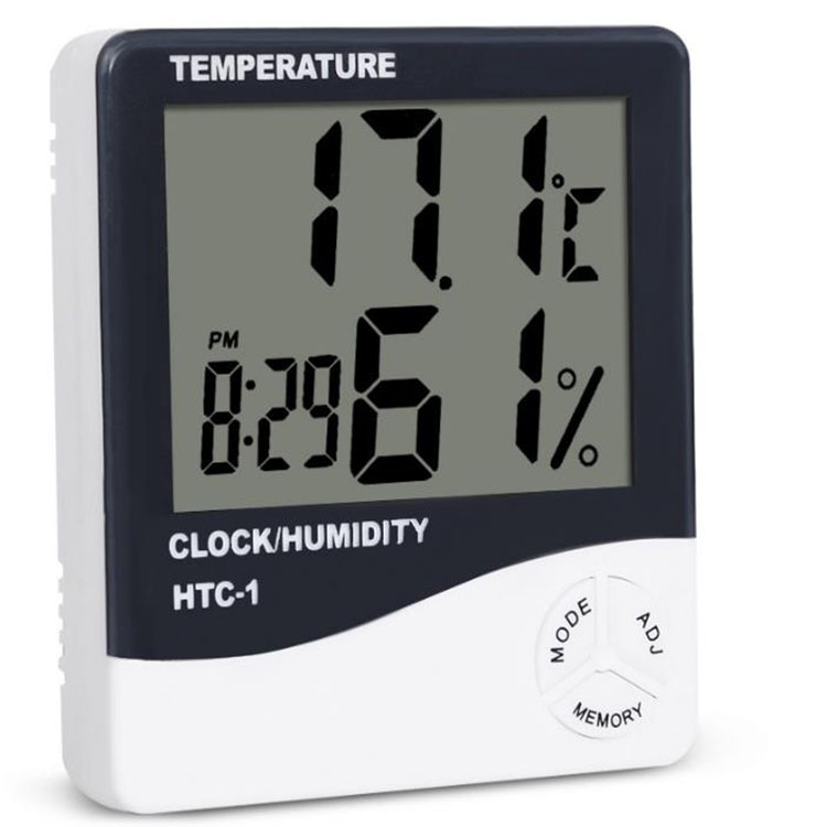 HTC-1 Digital htc-1 Hygrometer Thermome <strong>Temperature</strong>