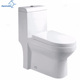 Aquacubuic Best Selling Siphon Flusing Sanitary Ware One-Piece Toilet