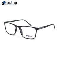 Factory TR90 square spectacle eye glasses frame optical reading glasses frames