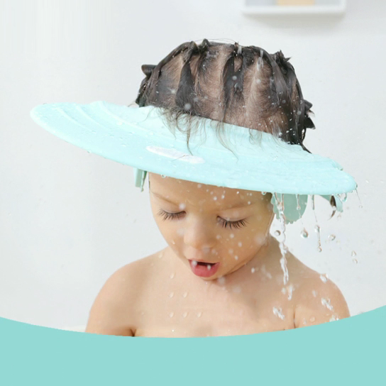 Больше любви baby store новые дети могут регулировать одноразовые крышки для душа наушники для мытья волос шапочка для душа для детей