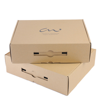 Custom Colorful Corrugated Laptop Packaging Box for shipping