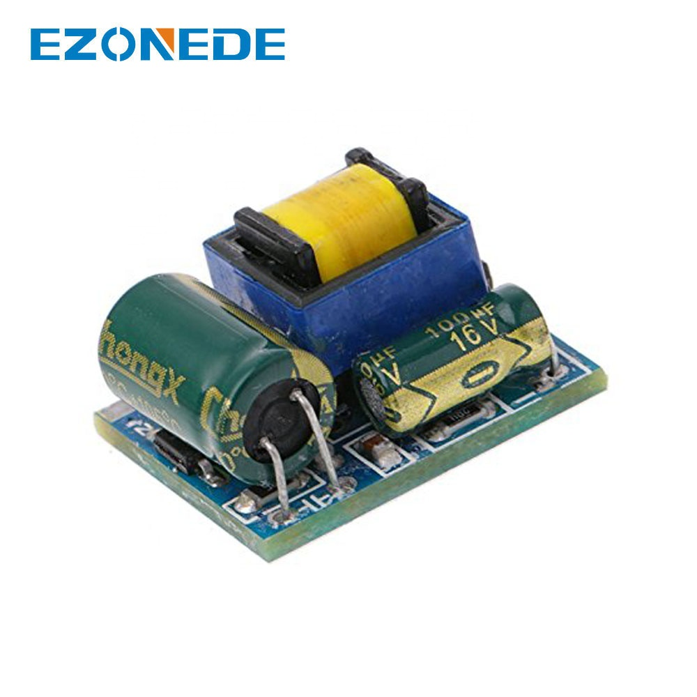 Power Supply Module AC-DC 5V 600mA 3W Isolated Switching 220V to 5V Buck Step Down Module Voltage