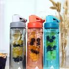 Free Fruit Infuser Water Bottle New Product 750ml BPA Free Plastic Fruit Infusion Water Bottle