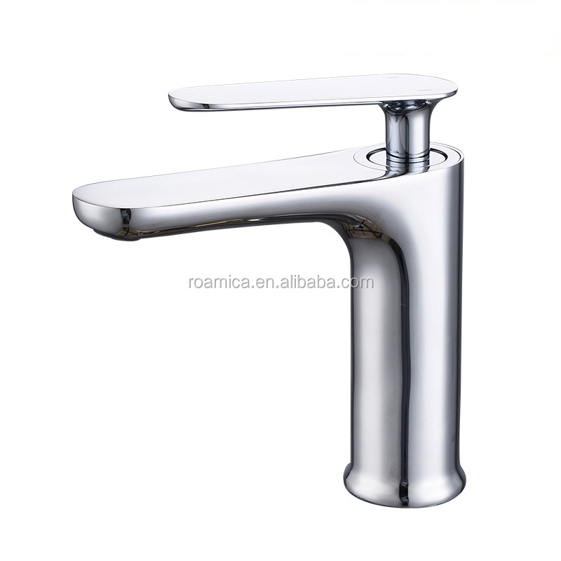 2019 new bathroom Lead free cUPC brass basin faucet with concealed aerator UPC lavabo water mixer faucet
