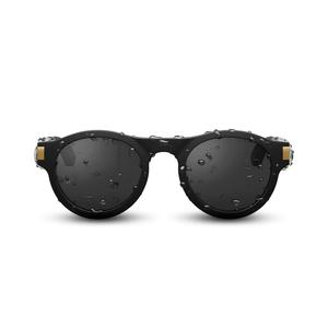 High end quality F001 Earphone Handsfree men sunglasses oversized 2019