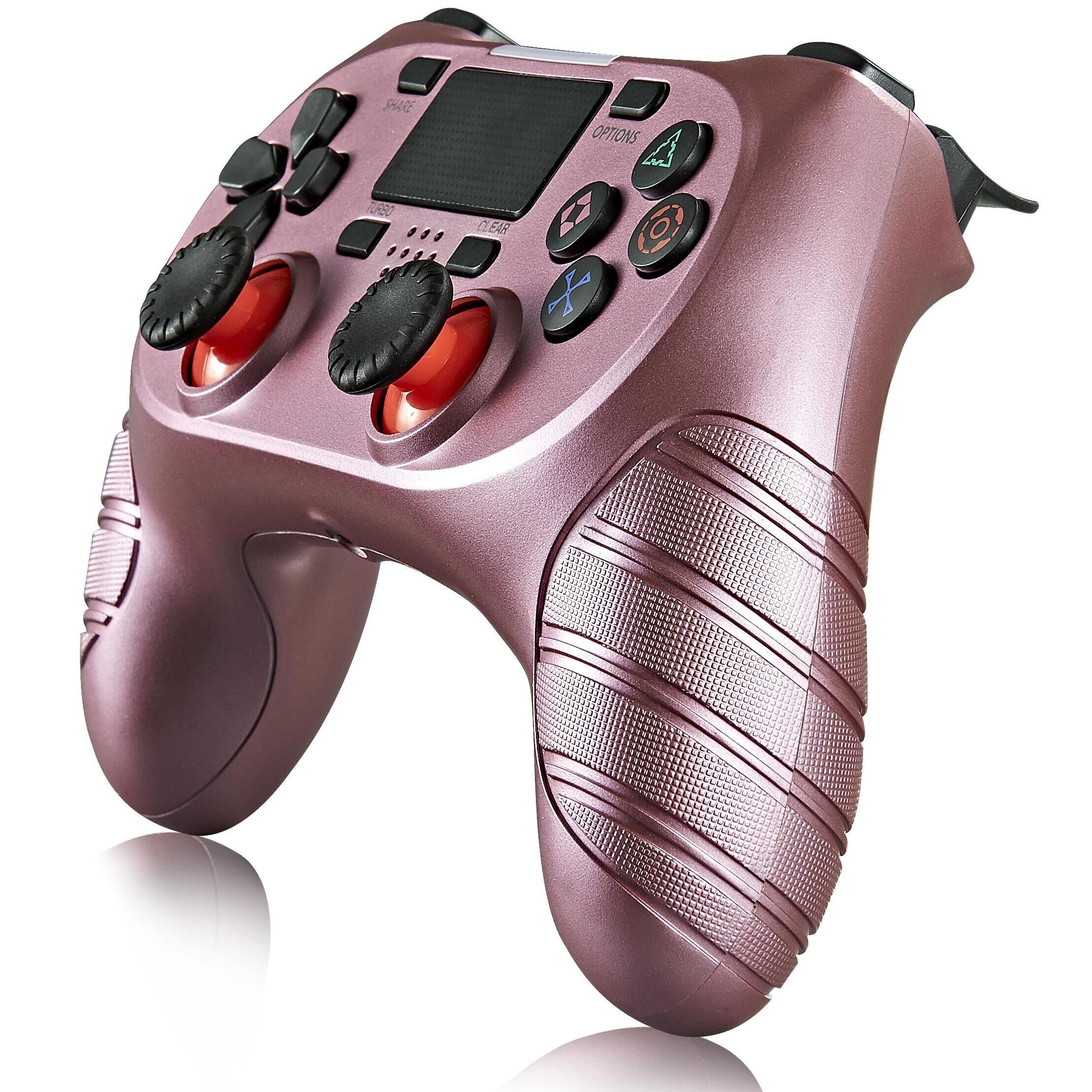 Aolion نموذج جديد Ps 4 تحكم الجملة لوحة اللمس السلكية غمبد ل PS4 وحدة التحكم حامل عصا التحكم السلكية
