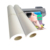 108gsm Matte Coated Self Adhesive Photo Paper Roll With 24 Inch Roll Width