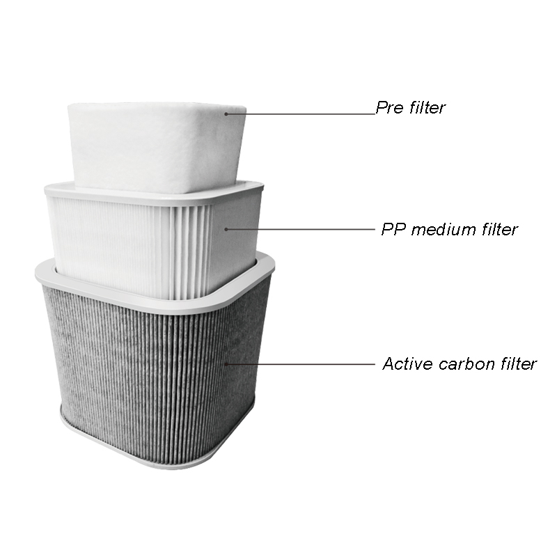 Kingsom Nail Suction Dust Collector