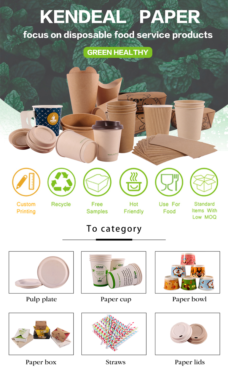 Original factory paper coffee cup disposable cups with best quality