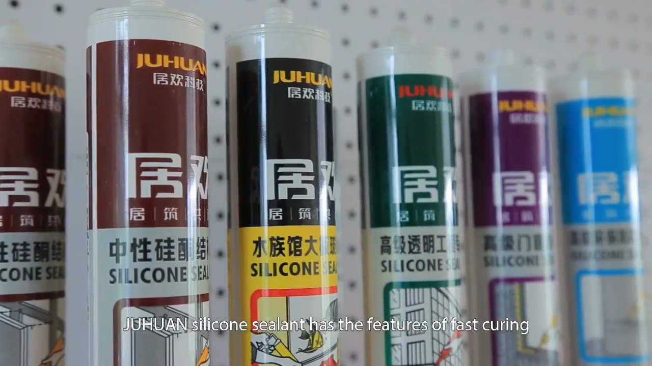 Factory Price Fireproof Silicone Sealant For Glass