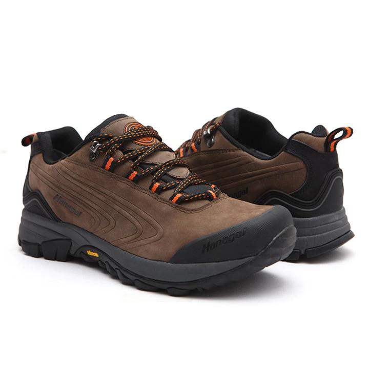 Outdoor Hiking Shoes Men Trekking Shoes Anti-Slip Climbing Nubuck Shoes Women