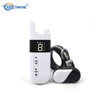 100%Waterproof Rechargeable Remote Dog Training Collar Device to Make Sweet Pets
