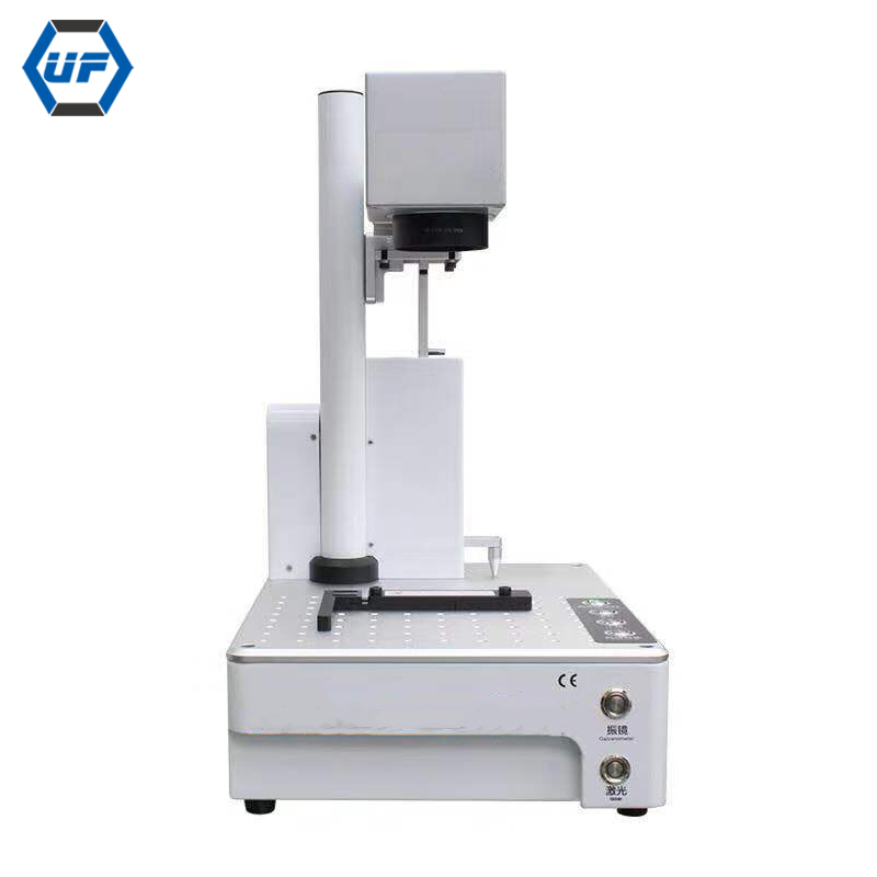 Automatic <strong>Laser</strong> Separator Machine <strong>Laser</strong> Marking Back Glass Frame Remover Machine For iPhone 8 X XS Max