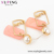 BLE-1027 Xuping fashion jewelry 2019 new design 14 gold color women acrylic earring