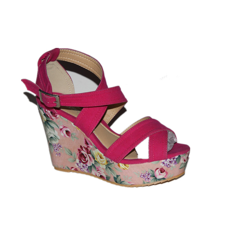 Design High Heel Sandals Ladies Sandals