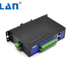 ZLAN5443D 4 port Isolating RS485 to Ethernet TCP IP Converter Modbus RTU TCP Gateway Serial device server Isolation