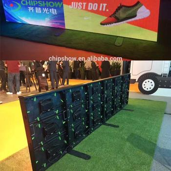 Hot sale Outdoor high brightness P6.67 super light advertising led sign