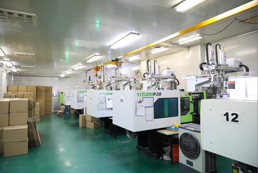 Su misura di alta precisione di alta qualità ABS PBT PC MPPE stampaggio ad iniezione di plastica per il frigorifero display