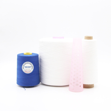 May Chủ Đề 100 Pct Polyester Sợi 40/2 <span class=keywords><strong>RW</strong></span> cho Nhuộm