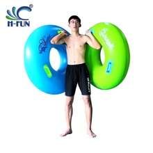 Inflatable pool float inflatable water park lazy river หลอดเดียว