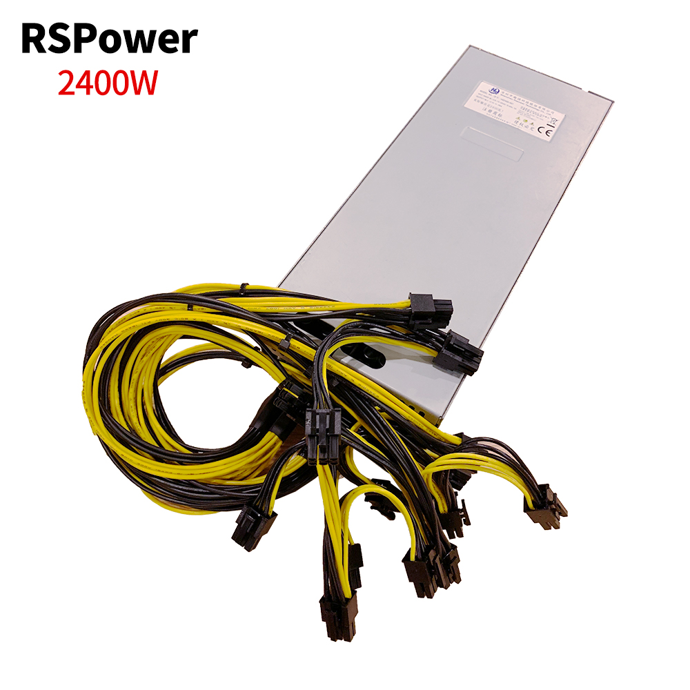 Most strongest miner psu 2400W RS Power supply