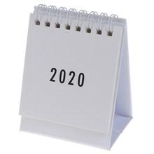 1 шт. 2020 планер, настольный календарь, еженедельник ежемесячный, чтобы сделать список, настольный дневник, простое украшение, Канцтовары, шко...(Китай)