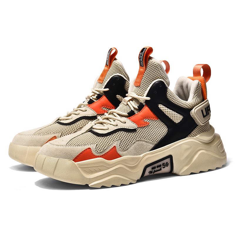 Venta al por mayor zapatillas hombre fashion Compre online