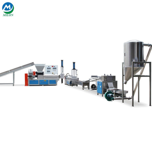 Hot selling afval EPS Recycling Machine eps schuim Korrels Making Machine