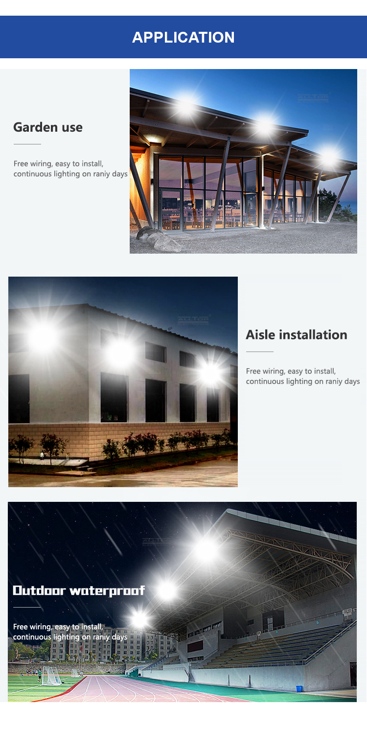 High quality Waterproof outdoor ip65 Bridgelux SMD 20w led flood light