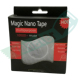 Clear high sticky reusable washable removable double sided gel grip PU nano magic tape
