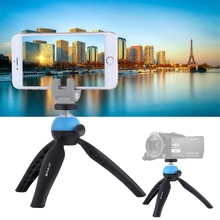 Hot Selling PULUZ Pocket Mini Statief Mount met 360 Graden Balhoofd voor Smartphones, GoPro, DSLR Camera 'S
