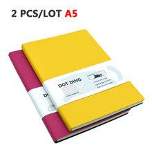 Классический Планер для ноутбука, мягкий чехол из искусственной кожи A5 & A6, 200 страниц, 80 г/см, светильник с подкладкой из бежевой бумаги, днев...(Китай)